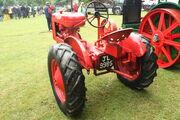 BF Avery tractor reg JL 9985 (rear) at Newby 09 - IMG 2265
