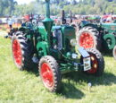 Marshall Tractor sn 1524