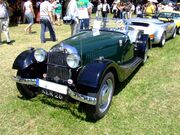 Morgan Plus4 1952