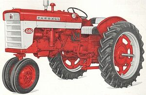 McCormick Farmall 240 1958