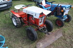 Jacobsen Chief Tractor of 1959 at Astwood Bank 09 - IMG 3775
