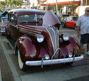 1937 Hudson Custom Eight