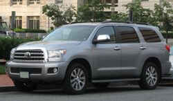 2008-2009 Toyota Sequoia Limited
