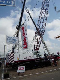 Cranes at SED 2008