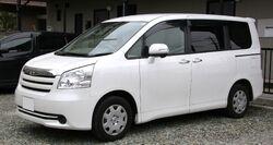 2nd generation Toyota Noah