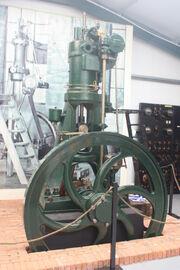 Mirrlees No1 Engine -Anson Museum - BulldozerD11-IMG 2681