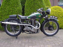 Beeza BSA 1935 Blue Star 1