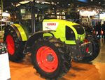 Claas Celtis 456 RX Plus MFWD - 2007