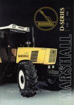 Marshall D150 MFWD brochure