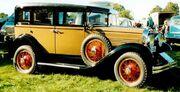 Roosevelt 4-Door Sedan 1929