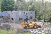 JCB 537-135 on a site in Ireland - IMG 2165