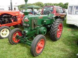 Marshall tractor BBD 9111