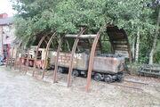 Mine train at RhonddaHeritagepark - 2010 IMG 3234