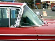 Panoramic-windshield