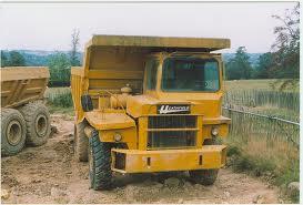 A 1989 Heathfield H30 TD Dumptruck