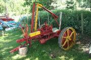 Bamlett trailed mower at Woolpit 09 - IMG 1177