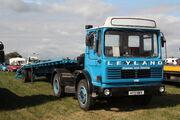 Leyland Buffalo MkII - HTO 181V at Roadles 90 - IMG 3155