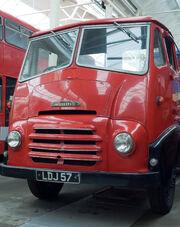 Morris light van
