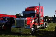 Freightliner tractor unit - CBZ 457 at Scorton NY 09 - IMG 2359