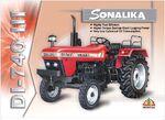 Sonalika DI-740 III (red)-2007