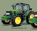 Daedong JD 6430 Premium MFWD - 2007