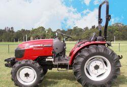 Case IH Maxxfarm 50 MFWD-2010