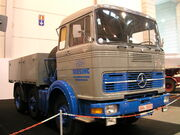 Mercedes LPS 2032