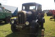 Latil timber tractor OSU 375 at Weeting 09 - IMG 9666
