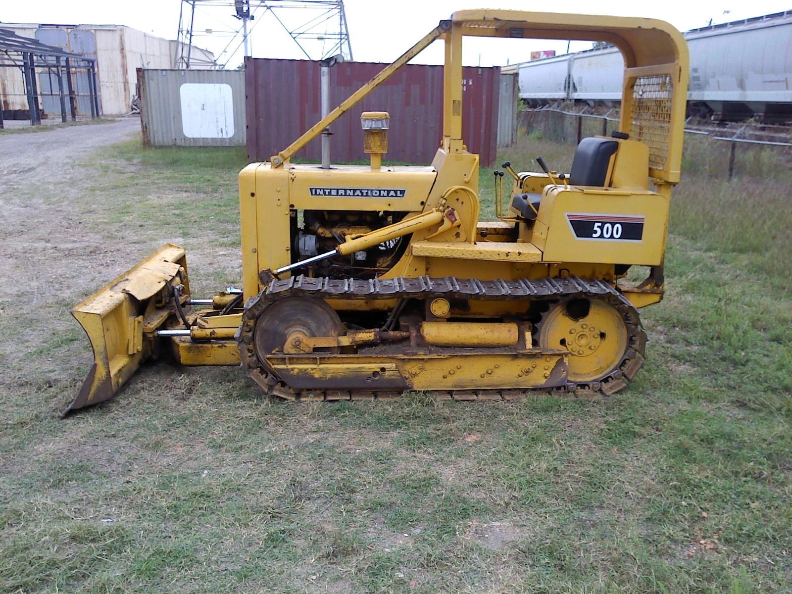 Image Ih 500e Dozer Purchased 11 2011 Jpg Tractor Amp Construction Plant Wiki Fandom Powered