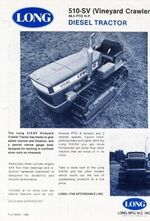 Long 510-SV crawler b&w