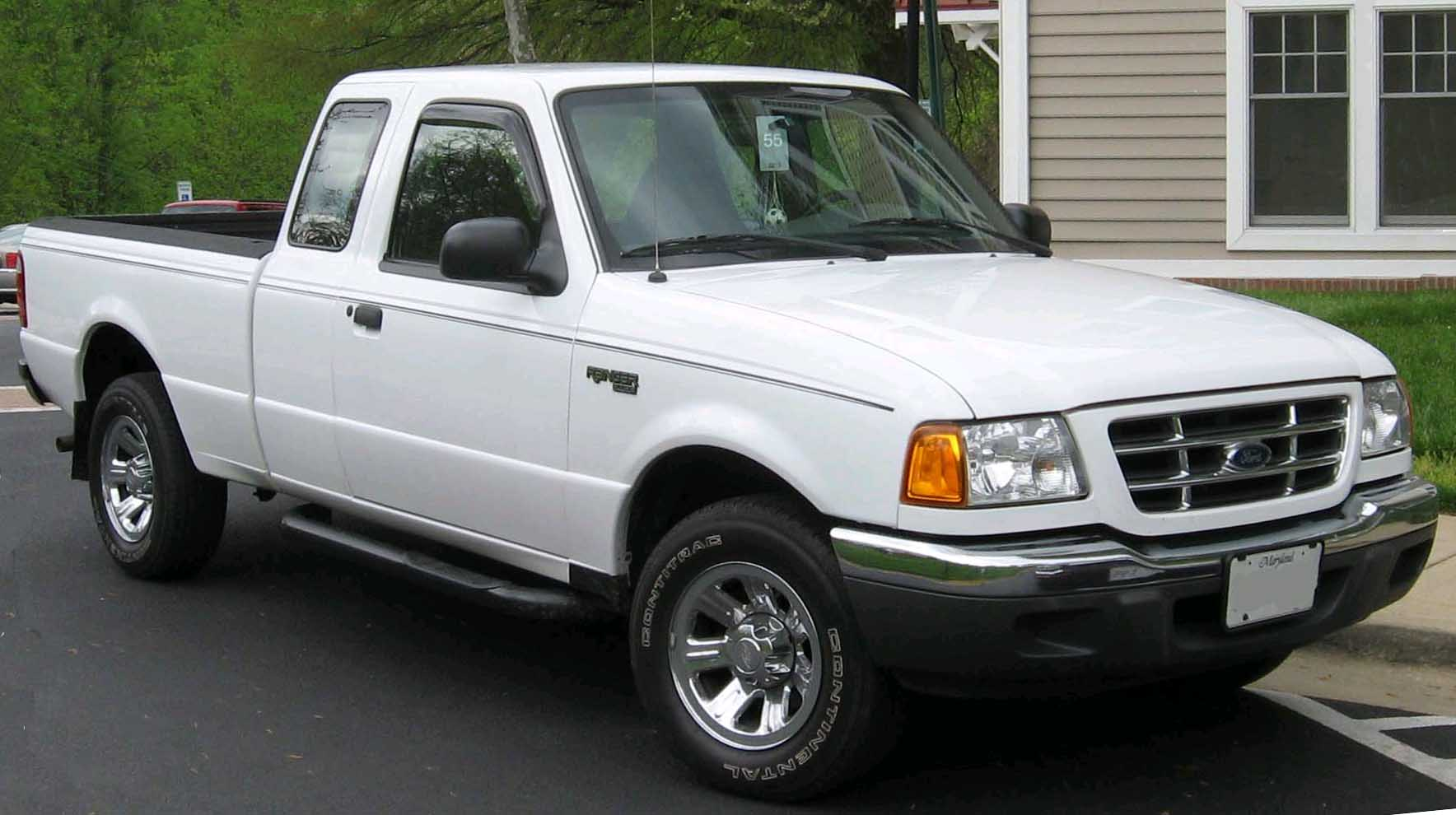 Image 2001 2003 ford ranger jpg tractor construction plant wiki fandom powered by wikia