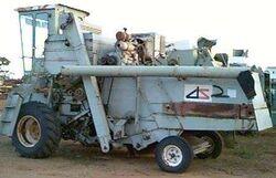 Horwood Bagshaw XP88 combine