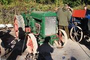 Rushton tractor sn 0132 at Symmonds Yat - IMG 3743
