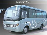 Mahsun Y21 minibus