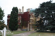 Old Warden Hall from Drive 08 - IMG 1299