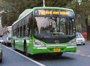 N.delhi bus