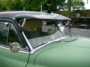 Raked windshield 1952 DeSoto