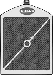 Volvo logotype 1927