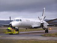 Aircraft towing, SE-LTU Saab 2000