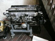 1969 Jaguar XJ6 engine
