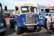AEC Mandator (ASL473) at Exelby services 2013- IMG 1969