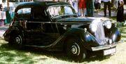Sunbeam-Talbot Saloon 1947