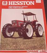 Hesston 80-66 DT High-Clearance MFWD