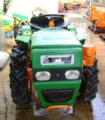 Pasquali 988 MFWD (green & orange)