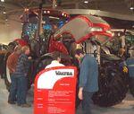 Valtra S240 MFWD (red) - 2003