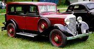 De Soto 4-Door Sedan 1932