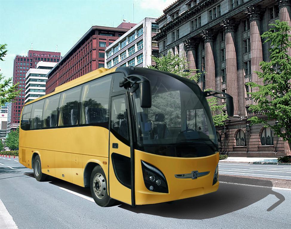 Shanghai-Sunwin Bus Corporation | Tractor & Construction Plant Wiki | Fandom powered by Wikia