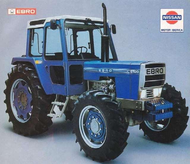 6100 Ford Tractor : Ebro tractor construction plant wiki fandom