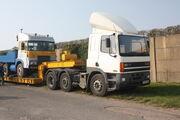 Leyland DAF 85 - 360 King Low loader at Donnington 09 - IMG 6211small