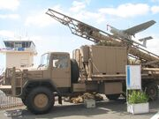 Vulture Launcher System at Ysterplaat Airshow, Cape Town (2)